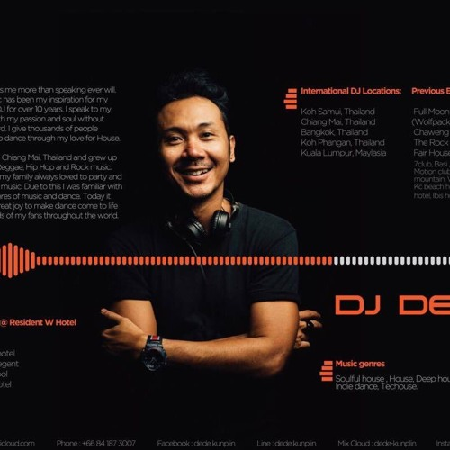 DJ DEDE's avatar