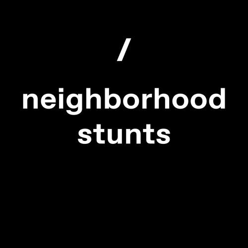 Neighborhood Stunts's avatar