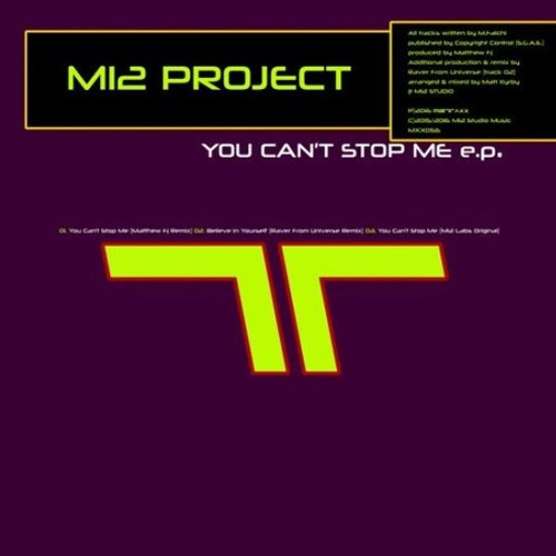 M12 PROJECT's avatar