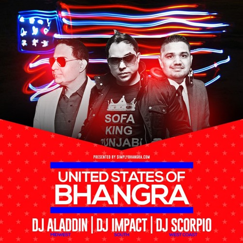 United States of Bhangra's avatar