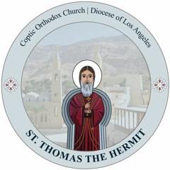 St.Thomas The Hermit Coptic Orthodox Church