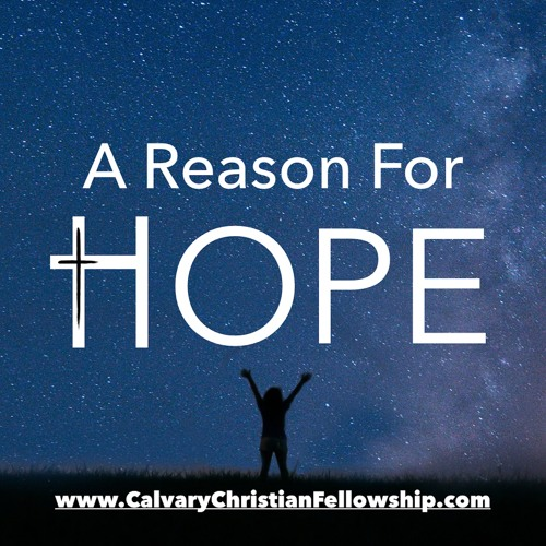 A Reason For Hope with Pastor Scott Richards's avatar