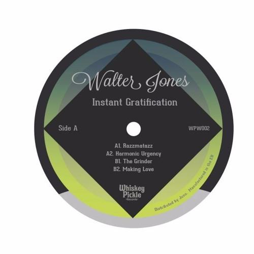 Walter Jones's avatar