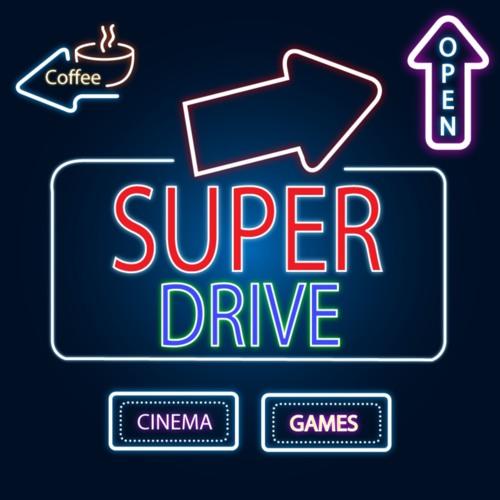 Super Drive Podcast's avatar