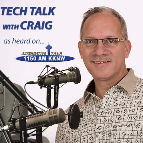 The High Tech Radio Network - Tech Talk with Craig's avatar