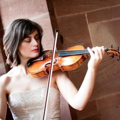 Sophie Rosa violinist