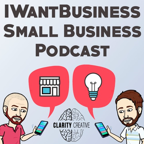 IWantBusiness Small Business Podcast's avatar