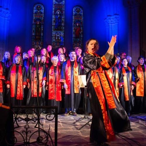 Hymn to Freedom par la chorale FreeGospel Avranches