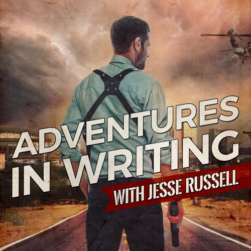 Adventures in Writing with Jesse Russell Episode 2/ Featuring Wayne Stinnett