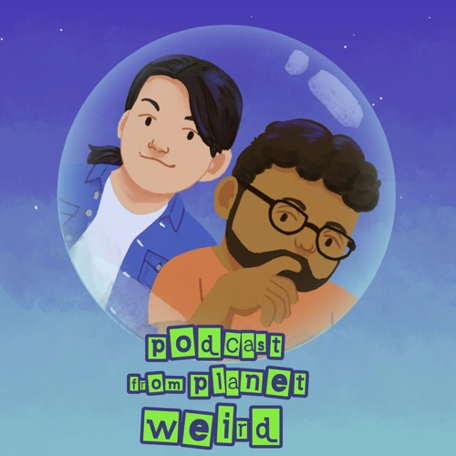 Podcast From Planet Weird's avatar