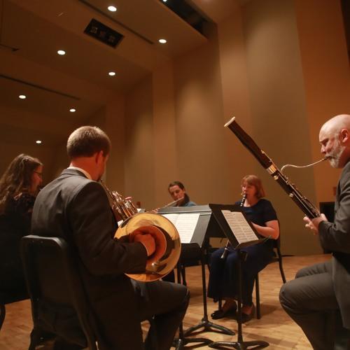 Rimsky-Korsakov: Quintet for Piano and Winds in B-flat major, II. Andante