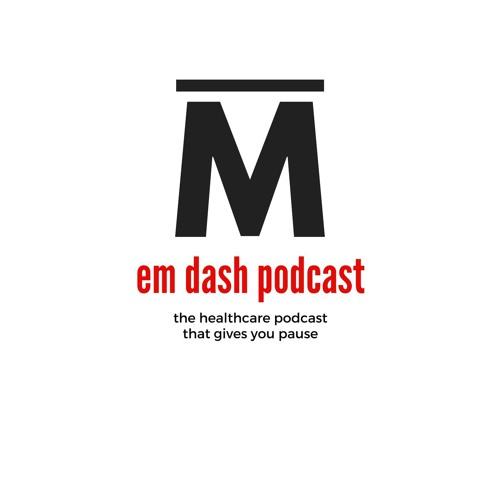 em dash podcast's avatar