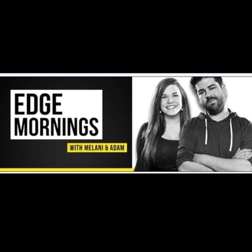 Edge Mornings with Adam and Mel's avatar