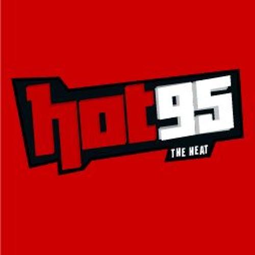 Hot 95 Radio's avatar