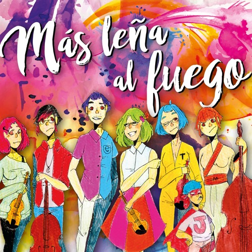 MAS LEÑA AL FUEGO's avatar