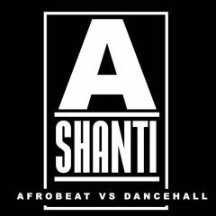 Ashanti Afrobeatz vs Dancehall