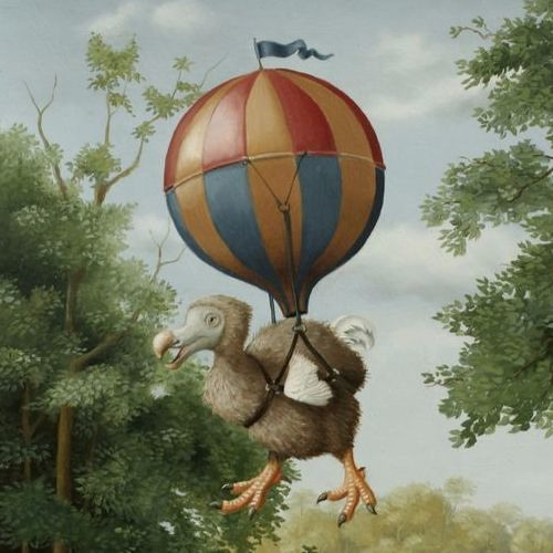 Deep Flying Dodo's avatar
