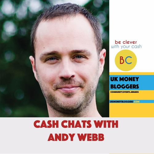 Cash Chats podcast with Andy Webb's avatar