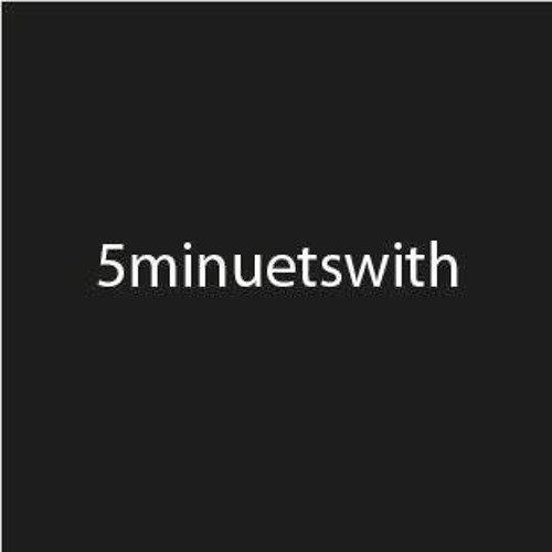 5MINUETSWITH MUSIC PROMOTIONS UK PODCASTS's avatar