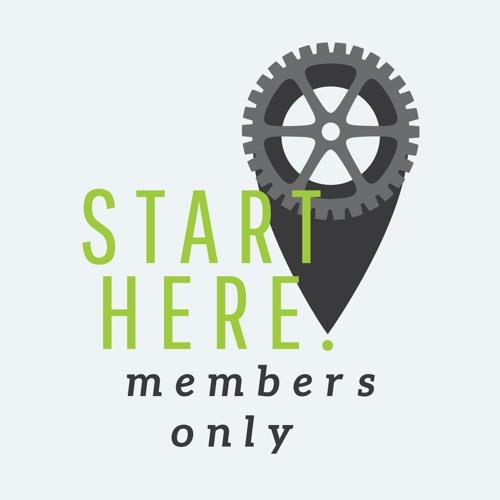 Start Here: Members Only's avatar