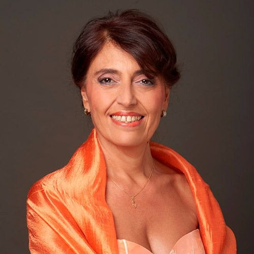 Alejandra Malvino Mezzosoprano's avatar