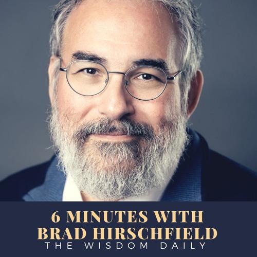 6 Minutes With Brad Hirschfield's avatar