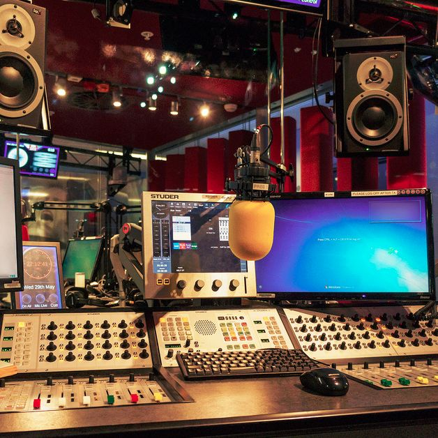 RD On The Radio