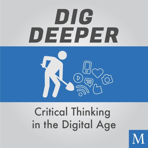 Dig Deeper: Critical Thinking in the Digital Age's avatar