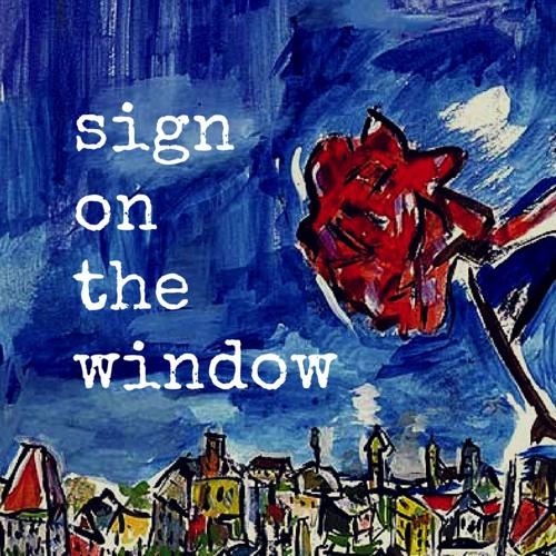 Sign on the Window's avatar