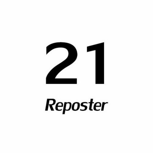 21 Reposter's avatar