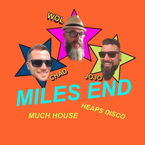 Miles End's avatar