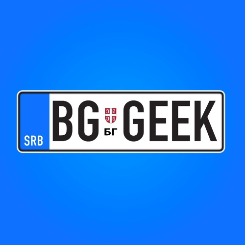 BG GEEK PODCAST's avatar
