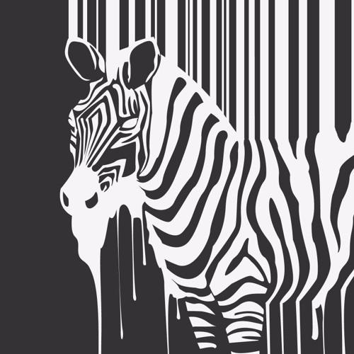 black and white's avatar