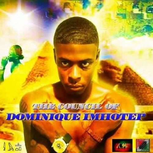 DOMINIQUE IMHOTEP's avatar