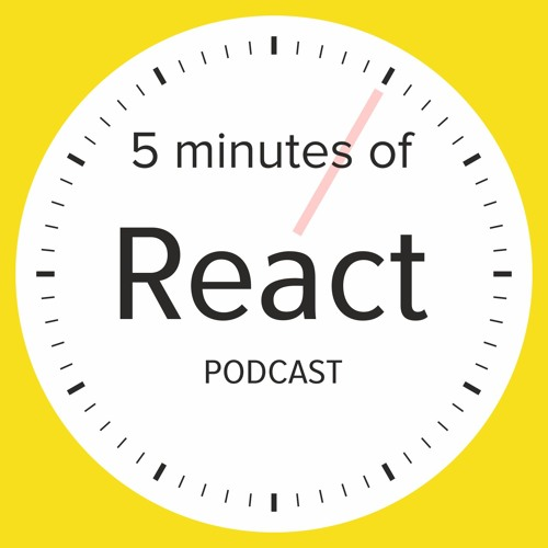 5 minutes of React's avatar