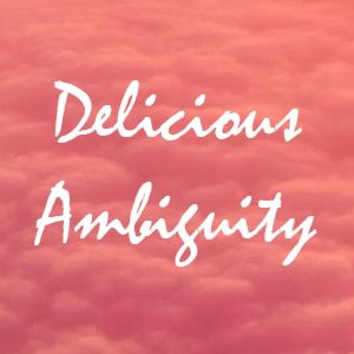 Delicious Ambiguity's avatar