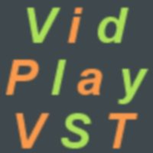 VidPlayVST: Video Player Plugin's avatar
