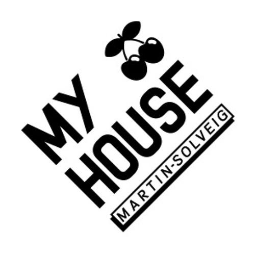 MARTIN SOLVEIG MY HOUSE's avatar