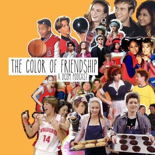 The Color of Friendship - A DCOM Podcast's avatar
