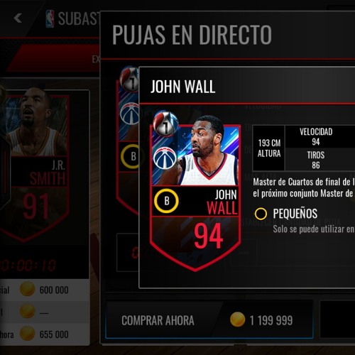 94JohnWall_NbaMobile_Draxx_User's avatar