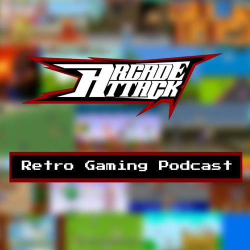 Arcade Attack Retro Gaming Podcast's avatar