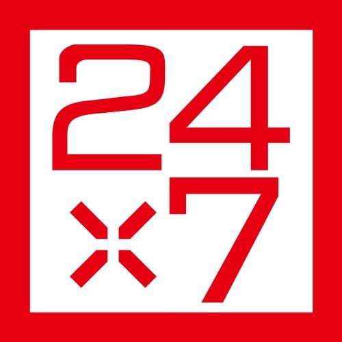 24x7 RECORDS, INC.'s avatar