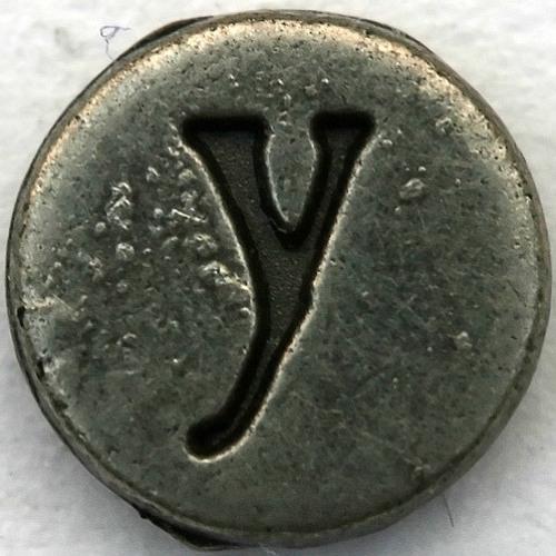 Mr Y's avatar