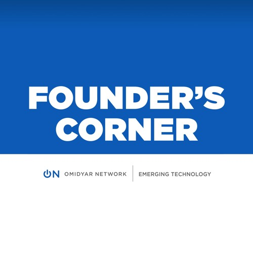 Omidyar Network I Founder's Corner Podcast's avatar