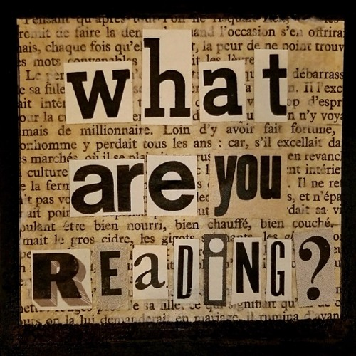 What Are You Reading?'s avatar