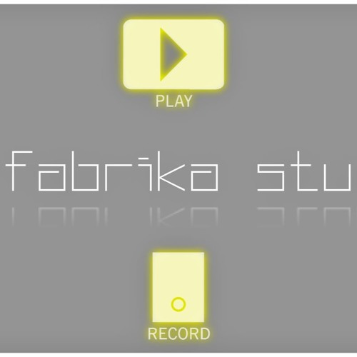 La Fabrika Studio Free Listening On Soundcloud