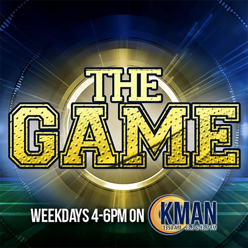 The Game on 1350 KMAN's avatar
