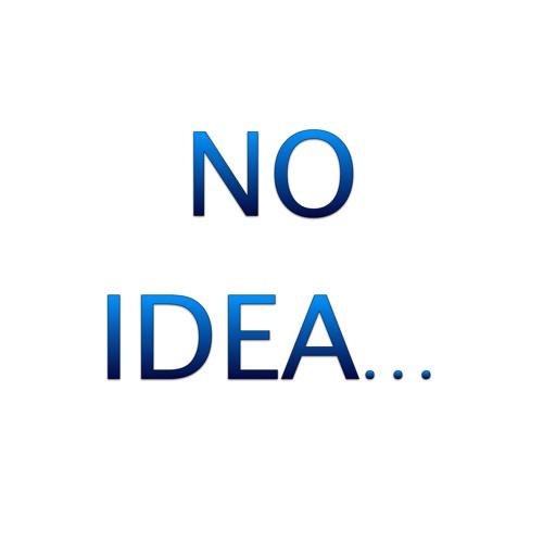 No Idea's avatar