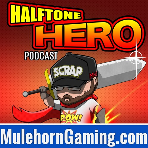 Halftone Hero Podcast's avatar