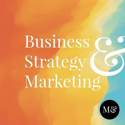 Business, Strategy & Marketing's avatar